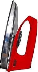 CHARTBUSTERS Plus Regular 750-Watt Dry Iron (red)