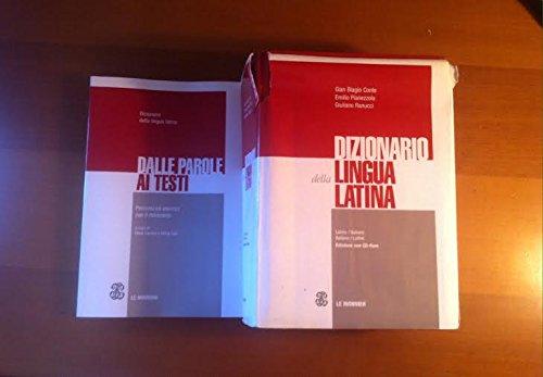 Il dizionario della lingua latina. Con CD-ROM