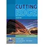 [(Cutting Edge Starter Students' Book and CD-ROM Pack)] [Author: Sarah Cunningham] published on (September, 2010)
