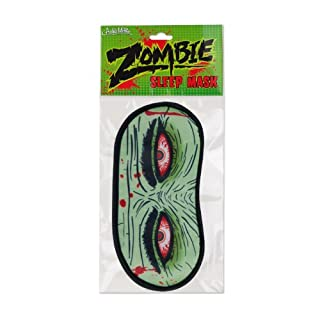 American Science & Surplus Zombie Eyes Undead Novelty Sleep Mask (Maske/Maske)