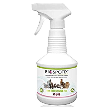 Biospotix Spray Répulsif Chat