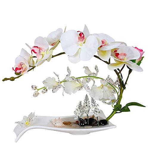 Composizioni fiori finti per arredamento 2018 le for Composizioni fiori finti per arredamento