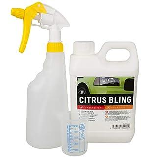 ValetPRO/DFT Citrus Bling 1 Liter im Set mit Sprühflasche & Messbecher