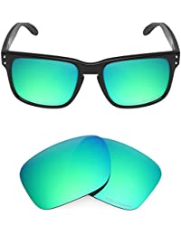 81aef15aca Mryok+ Resist SeaWater Replacement Lenses for Oakley Holbrook Sunglasses -  Opt
