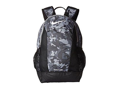 Nike Backpack YA Max Air TT SM Rucksack grau/Schwarz 50 x 25 x 5 cm, 5 Liter
