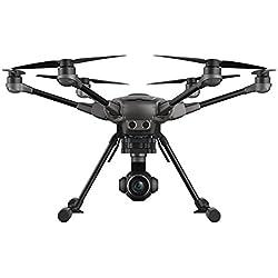 """Yuneec Typhoon H Plus - Drone Héxacoptère avec caméra 1"""" pour photographes et vidéastes"""