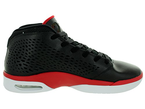Nike  Jordan Flight 2015, Baskets hommes Black/White/Gym Red