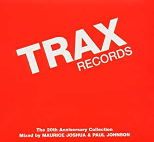 Trax 20th Anniversary Collection
