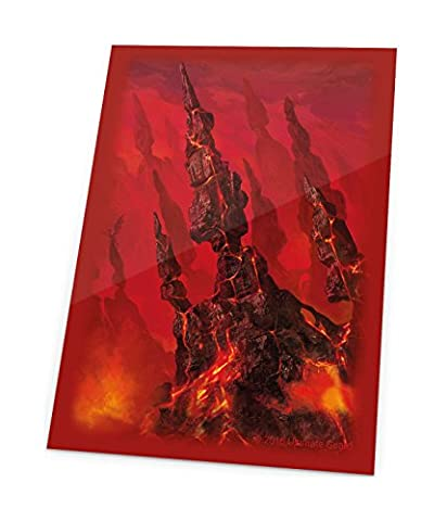Ultimate Guard Printed Sleeves Standard Size Lands Edition Mountain I (80) Carte