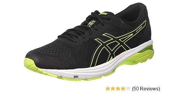 94a00f038a ASICS Herren Gt-1000 6 Laufschuhe, schwarz, 41.5 EU: Asics: Amazon.de:  Schuhe & Handtaschen
