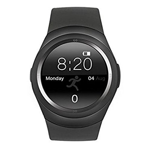 Noosy NSY T11 Pro-260 BT and Fitness Tracker Smartwatch support Nano SIM Card and 32GB TF Card With Whatsapp and Facebook & Twitter APP Compatible with Moto G