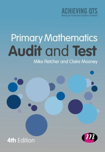 Primary Mathematics Audit and Test (Achieving QTS Series)