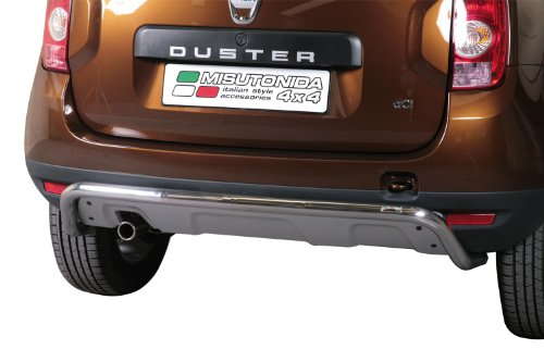 Design Frontb/ügel Frontschutzb/ügel Rammschutz Edelstahl DUSTER-R1060-03