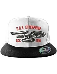 Pelicula - Star Trek - USS Enterprise - Gora - Visera - Bordado - Diseño  Original 062fe054a65