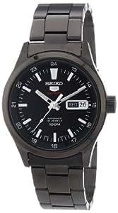 Seiko Herren-Armbanduhr XL Seiko 5 Sports Analog Automatik Edelstahl SRP267K1