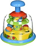 Funtime Spinning Popping Pals Toy [Baby Product]P