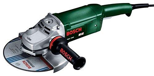 Preisvergleich Produktbild Bosch DIY Winkelschleifer PWS 1900,  Handgriff, Schutzhaube (1900 W, Leerlaufdrehzahl: 6.600 min-1, Schleifscheiben-Ø: 230 mm)
