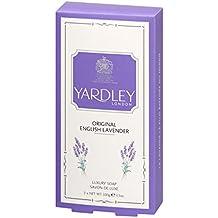 Jabón Inglés Yardley London, Lavanda 100 g (paquete ...