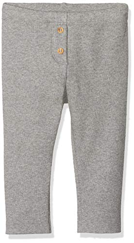 United Colors of Benetton Trousers Pantalones, Blanco, 68 para Bebés