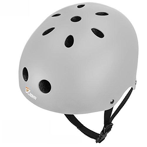 JBM Skating Helm Sicherheit Schutz f¨¹r Multi-Sport Skateboarding Roller fahren Skating Inline Skating zweir?driges elektronisches Board Fahrrad Mountain Bike Rad BMX MTB und andere Sportarten