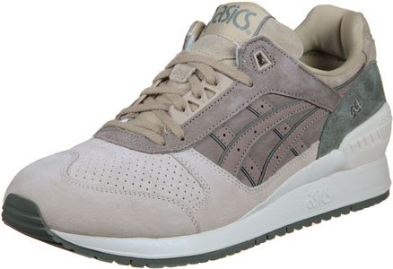 Asics - Gel Respector Platinum Collection Taupe Grey - Sneakers Unisex beige marrone