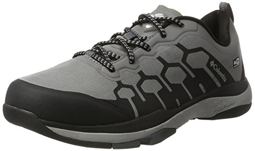 Columbia ATS Trail Fs38 Outdry, Zapatillas para Hombre, Gris (Ti Grey Steel, Steam), 45 EU