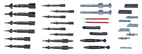 Preisvergleich Produktbild Hasegawa HAS 36008 - U.S. Aircraft Weapons D