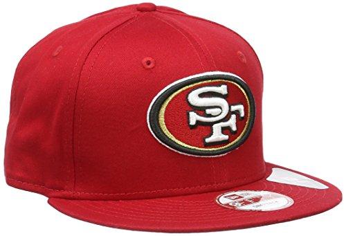 New Era Cap Logo Prime San Francisco 49ers, Official Team Colour, S/M, 80214381 (Primos-logo-cap)