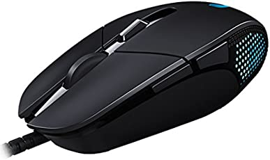Logitech G302 910004210 Gaming Mouse,Black