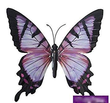 Outdoor-dekor Butterfly (Schöner Schmetterling aus Metall)