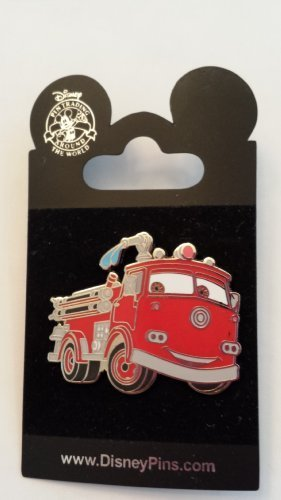 2012-red-the-fire-engine-cars-fire-truck-movie-disney-pin-trading-collectible-lapel-pin-by-wd-40