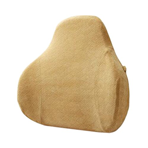 Blancho Coussin de voiture de coussin arrière élégant/soutien de taille de coussin de chaise de bureau #20