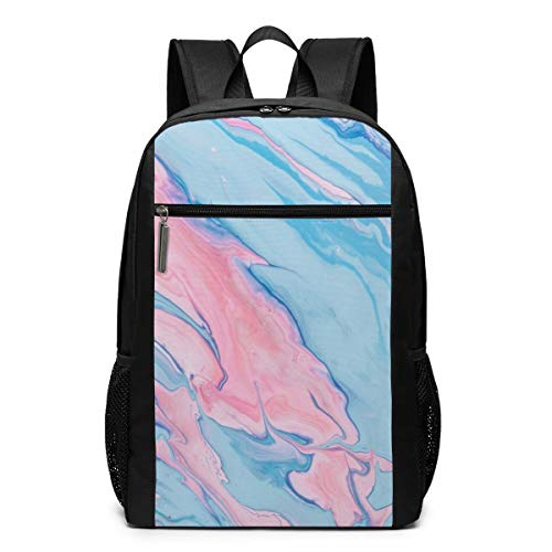 ack, Abstract Painting (2) College School Computer Bag for Women Men ()