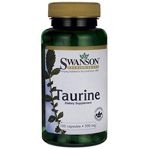 swanson-taurine-500mg-100-capsules