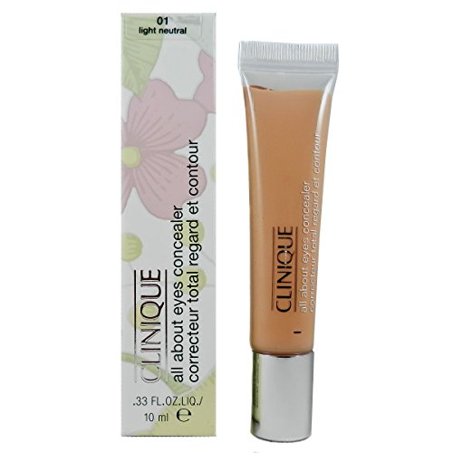 Clinique All About Eyes Concealer Nr. 01 light neutral 10ml (Concealer All Clinique About Eyes)