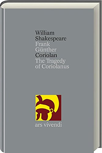 Coriolan / The Tragedy of Coriolanus (Gesamtausgabe, Band 31)