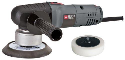 PORTER-CABLE 7346SP 6-Inch Random Orbit Sander with Polishing Pad by PORTER-CABLE