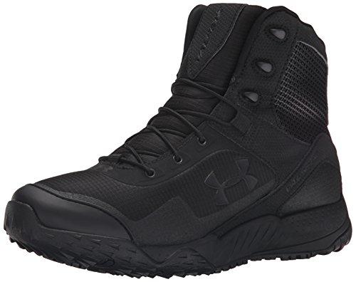 Under Armour Tactical Stiefel Valsetz RTS 4E Wide Schwarz, Größe EU 44,5 (4e Breite Schuhe)