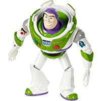 Disney Toy Story FRX12 Pixar Figure, 7 Inch Posable Buzz Lightyear