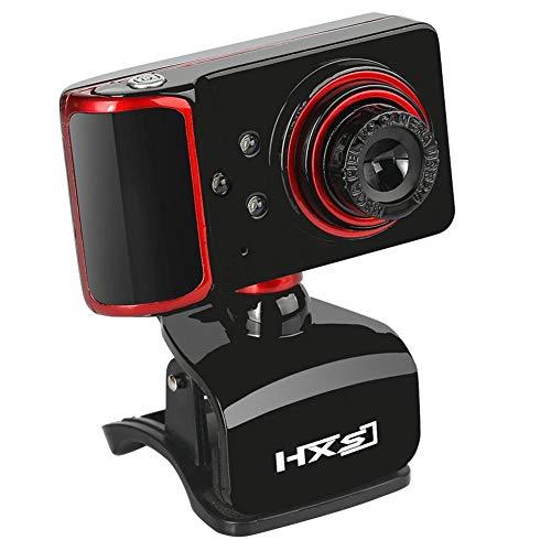 YouN HXSJ S10 480P CMOS Videoanruf Webcam Schallabsorption Mic Netzwerkkamera