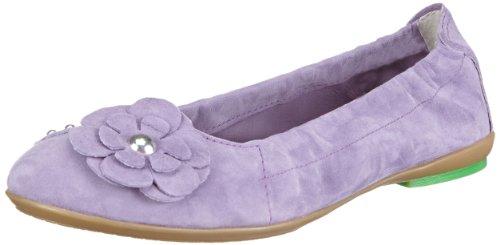 Richter Kinderschuhe 3511-11-4000, Ballerines fille Violet (Lavender 4000)