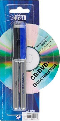 tsi-lot-de-2-stylos-pour-cd-dvd-lot-de-2-bleu-et-noir