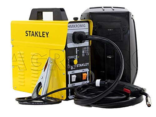 Royal Tools Agencies MIKRO Serie MIG Welding 35-95A Stanley Transformer