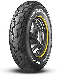 JK Tyre BLAZE BA22 90/100-10 Tubeless Scooter Tyre, Front &