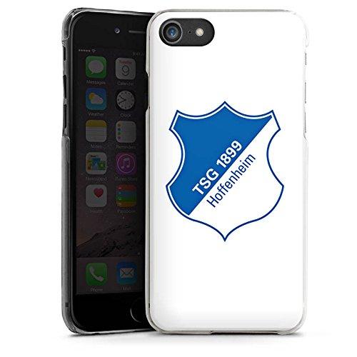 Apple iPhone X Silikon Hülle Case Schutzhülle TSG Hoffenheim Fanartikel Fußball Hard Case transparent