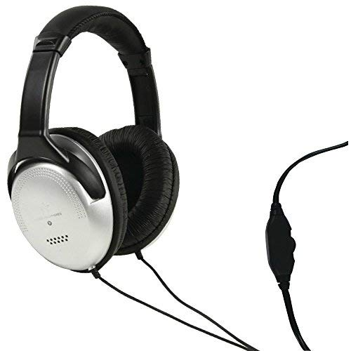 Eurosell HQ - Auriculares televisor cable 6metros