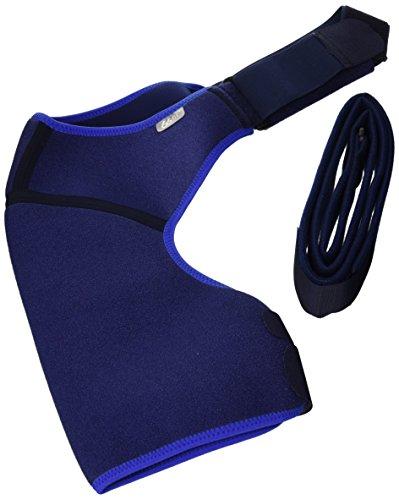 66Fit Unisex-Erwachsene Elite Schulterstütze und Armschlinge blau Rechts