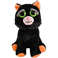 Feisty Pets Peluche Gato Negro (Goliath Games 32325)