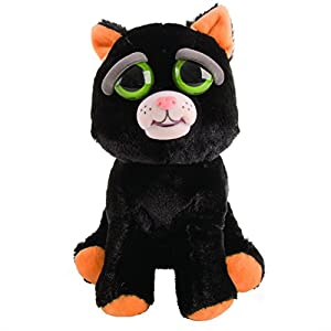 Feisty Pets Peluche Gato Negro (Goliath Games 32325)