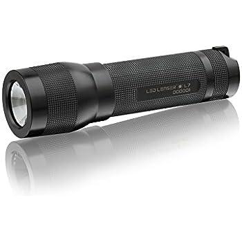 LED Lenser L7, LED Taschenlampe, 115 Lumen Lichtleistung, Art. Nr. 7058/7008